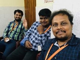 Creative Session ITA Team with Artfull India